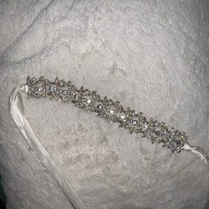 Accessories - Hair Bling Accessory Headpiece diamond style